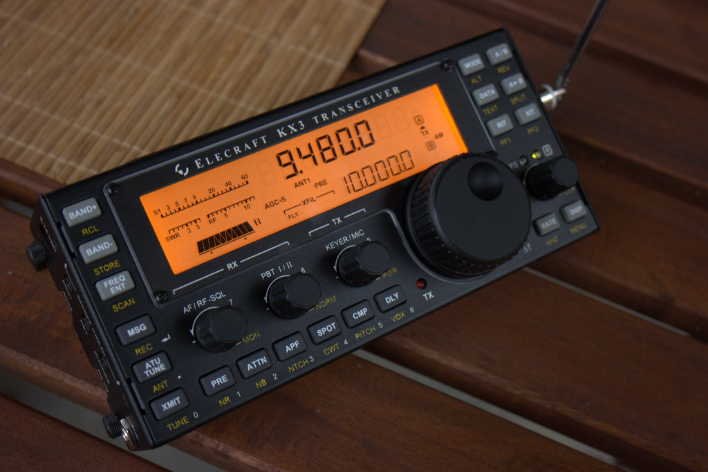 Elecraft KX3 and 27 mhz (CB band)