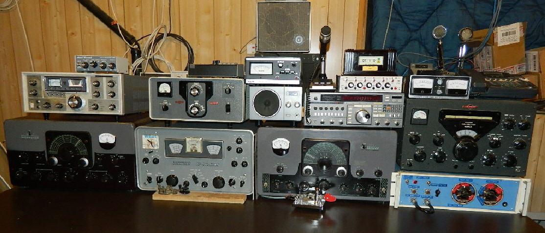 Ham equipment