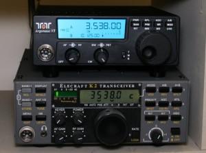 QRP TEN-TEC 539 Argonaut VI transceiver - The QRP world