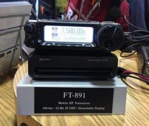 YAESU FT 891