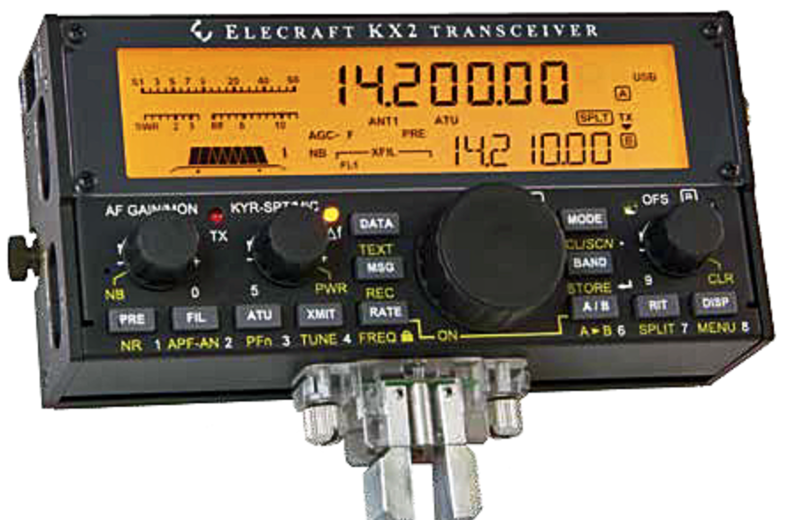 What is a transceiver