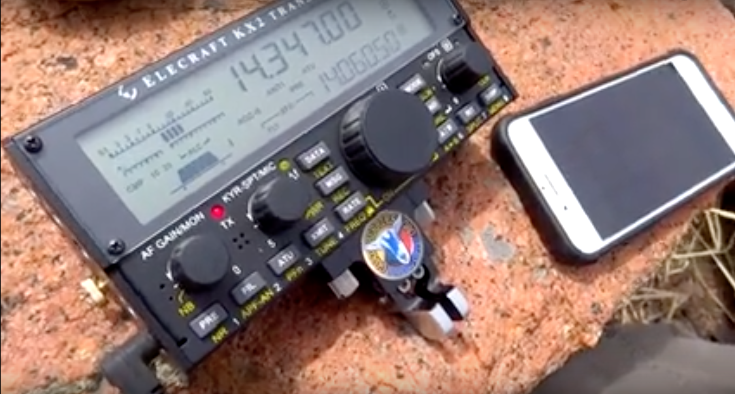 Elecraft KX2 Transceiver - The QRP world